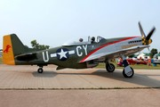 North American P-51D-20-NA Mustang (N5428V)