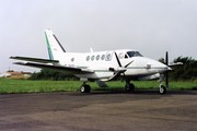 Beechcraft A100 King Air (F-GKEL)