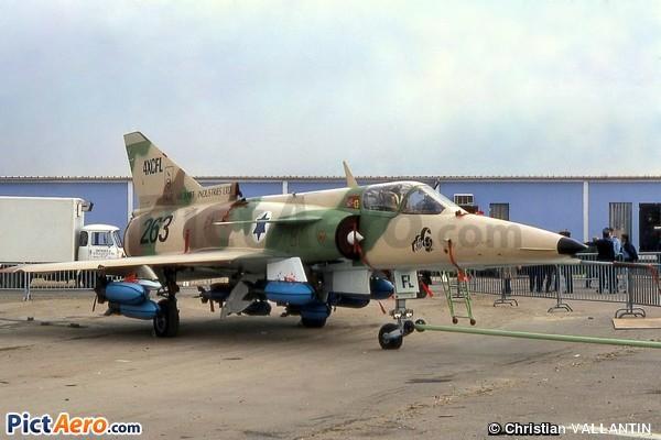 F-21A Kfir (Israel Air Force)