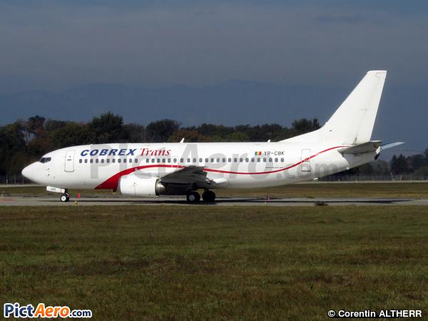 Boeing 737-382 (Cobrex Trans)
