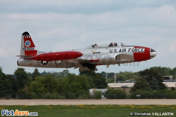 Canadair T-33A-N Silver Star 3 (CL-30) (Privé / Private)