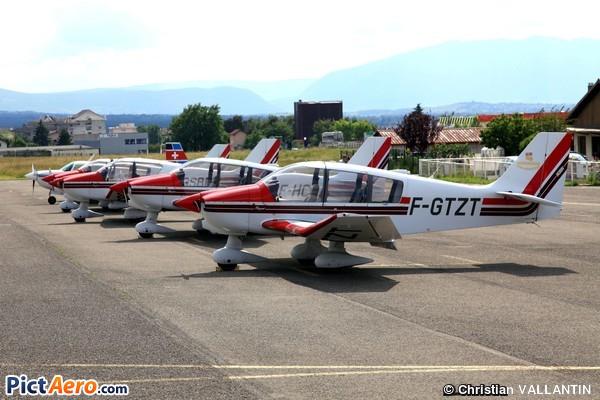 Robin DR400/180 Regent (Club aéronautique d'Annemasse)