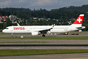 Airbus A321-212/WL (HB-IOO)