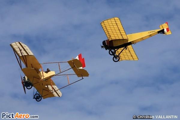 Morane-Saulnier Type G (REPLIC'AIR ASS.)