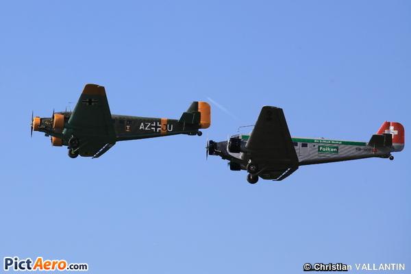 Junkers Ju-52/3mg4e (Ju-Air)