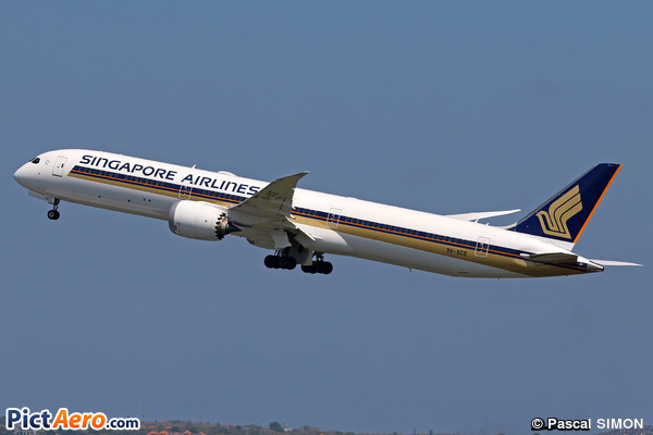 Boeing 787-10 Dreamliner (Singapore Airlines)