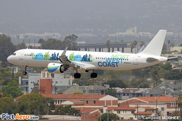 Airbus A321-253N (Alaska Airlines)
