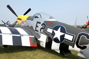 North American TF-51D Mustang