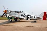 North American P-51D Mustang (NL451MG)