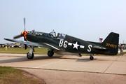 North American P-51B-1NA (N551E)