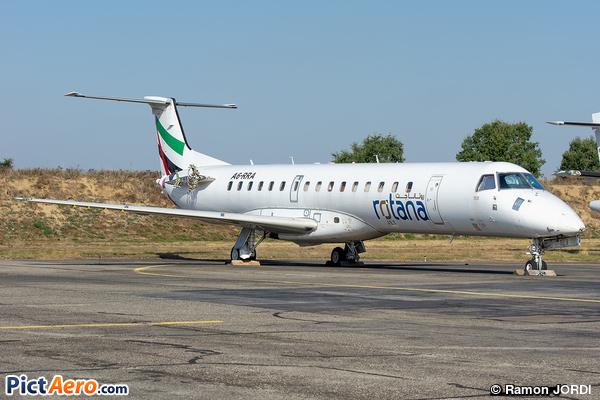 Embraer ERJ-145MP (Rotana Jet)
