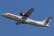 ATR 72-600 (PK-WHH)