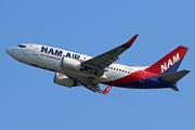 Boeing 737-524/WL (PK-NAO)