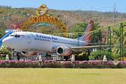 Boeing 737-3B7 (PK-YTW)