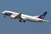 Boeing 787-8 Dreamliner (SP-LRA)