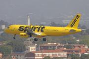 Airbus A320-232/SL (N645NK)