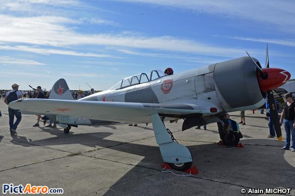 Yak-3 (RIAN HOLDING B.V.)
