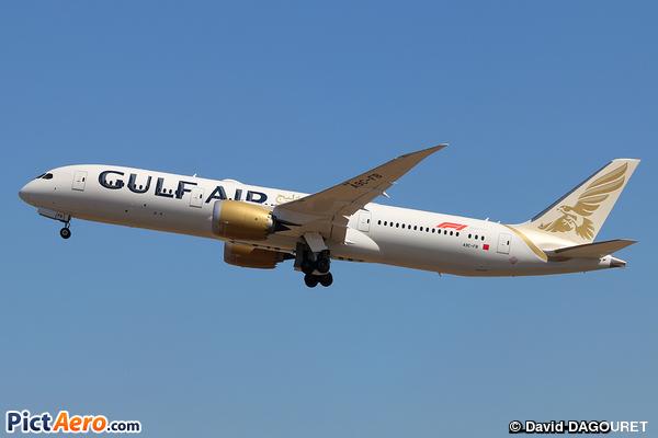 Boeing 787-9 Dreamliner (Gulf Air)