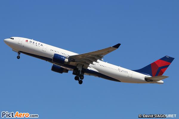 Airbus A330-223 (Delta Air Lines)