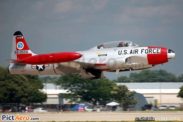 Canadair T-33A-N Silver Star 3  (Private)