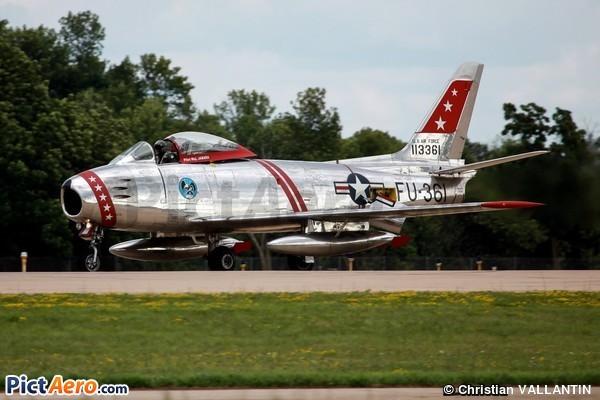 Canadair CL 13B Sabre Mk. 6 (F-86E) (SabreJet LLC )