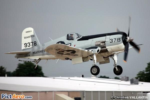 Vought F4U-7 Corsair (PRIVATE)