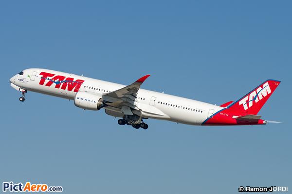 Airbus A350-941 (TAM Linhas Aéreas)