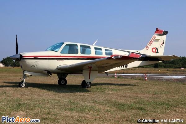 Beech A36 Bonanza (RUDI GILBERT )