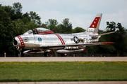 Canadair CL 13B Sabre Mk. 6 (F-86E) (N50CJ)