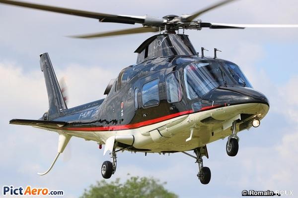 Agusta A-109 E Power (HELI AAA)
