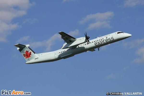 De Havilland Canada DHC-8-402Q Dash 8 (Air Canada Express)