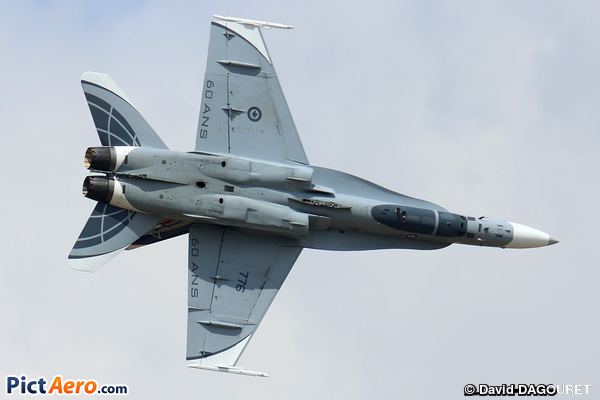 McDonnell Douglas CF-188 Hornet (Canada - Air Force)