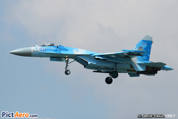 Sukhoi Su-27 (Ukraine - Air Force)