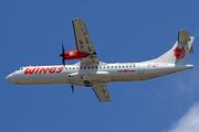 ATR 72-600 (PK-WGY)