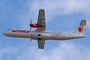 ATR 72-600 (PK-WHL)