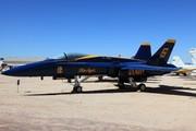 McDonnell Douglas/Boeing F/A-18A Hornet (163093)