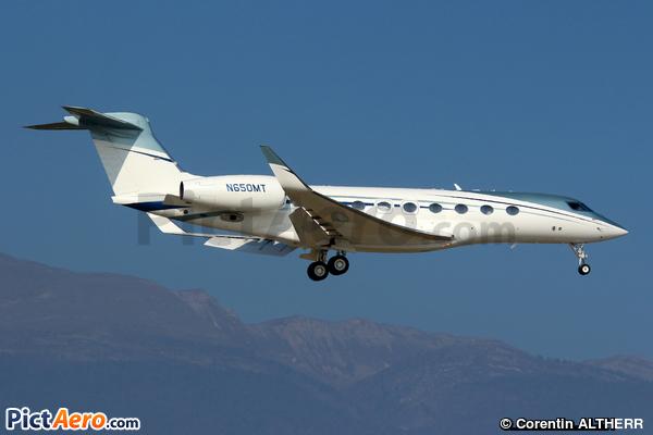Gulfstream G650 (Private / Privé)