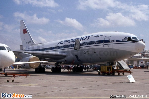 Iliouchine Il-96-300 (Aeroflot)