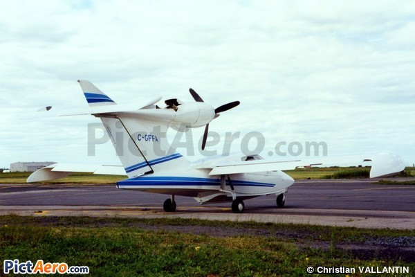 Seawind 3000 (Deregistered)