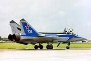 MiG-31 Foxhound (N697001214)