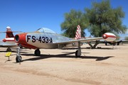 Republic F-84C Thunderjet (47-1433)