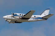 Beech B100 King Air  (C-GPRU)