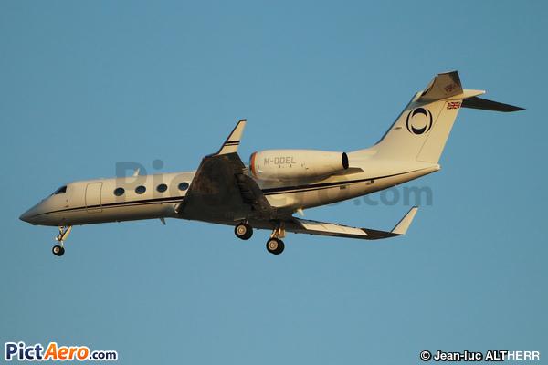 Gulfstream Aerospace G-IV-X Gulfstream G450 (Hampshire Aviation LLP, Lyndhurst GB)