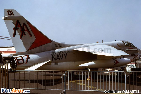LTV A-7E (United States - US Navy (USN))