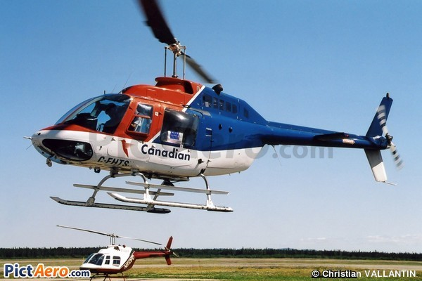 Bell 206B JetRanger II (Canadian Helicopter Limited)