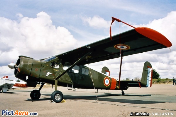 Max Holste MH-1521M Broussard (Foug'Air Association)