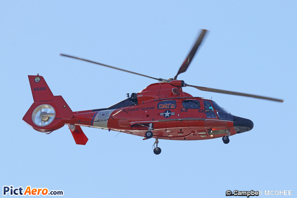 Aerospatiale MH-65D Dauphin (United States - US Coast Guard (USCG))