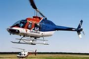 Bell 206B JetRanger II (C-FHTS)
