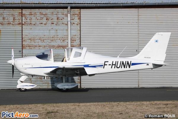Tecnam P-2002 JF (Aéroclub de Touraine)
