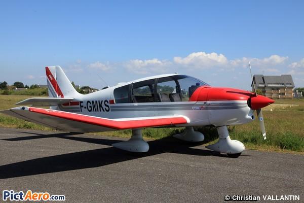 Robin DR-400-120 (Aeroclub de la vendée)